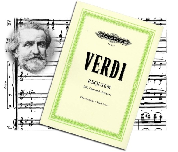 Verdi Requiem montage