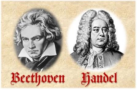 Beethoven - Handel