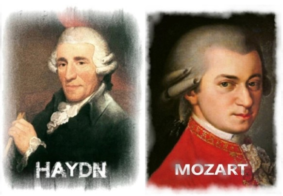 Haydn and Mozart Instant 2019