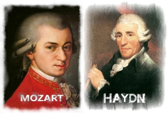 Mozart and Haydn edited v2